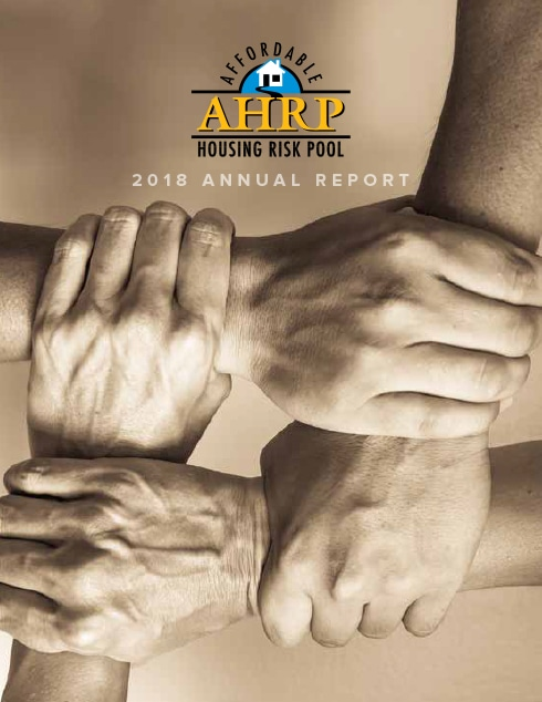 AHRP 2018 Annual REPORT