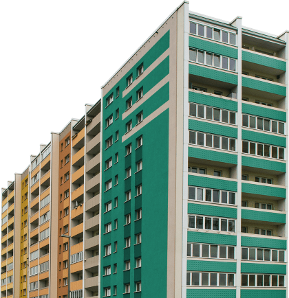 Affordable Housing Building